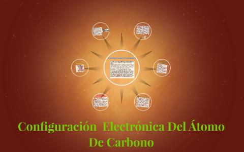 configuracin electrnica del tomo de carbono by on prezi