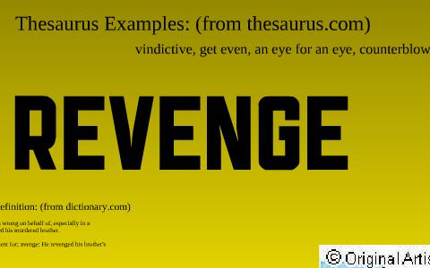 Abstract Noun Revenge By Leigh Todd On Prezi