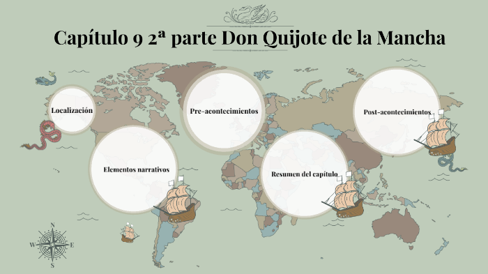 Capitulo 9 2ª Parte Don Quijote By Andres Garcia Rodriguez