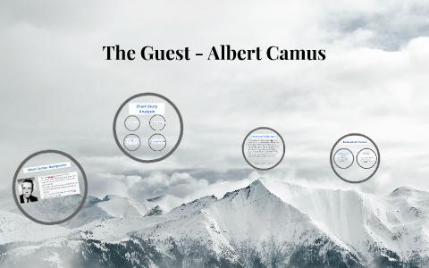 the guest albert camus citation