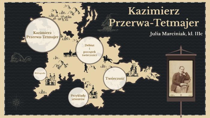 Kazimierz Przerwa Tetmajer By Julia Marciniak On Prezi Next