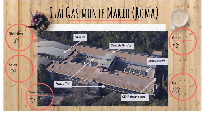 Italgas Reti Roma Monte Mario Roma By Enrico Schiesaro On Prezi Next