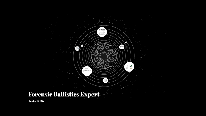 Forensic Balistics Expert By