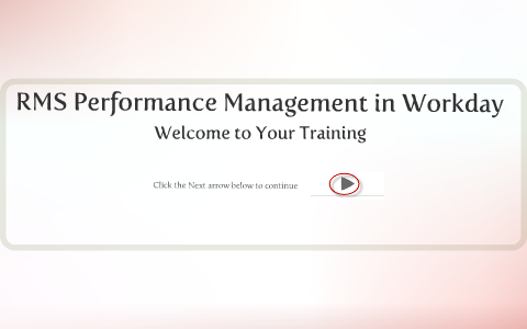 Performance Management in Workday by Mark Hagerty on Prezi