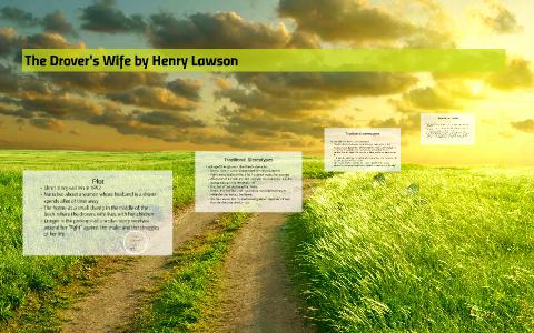 in a dry season henry lawson summary