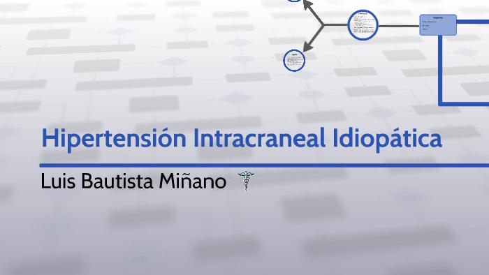 Hipertensión intracraneal idiopática pediátrica