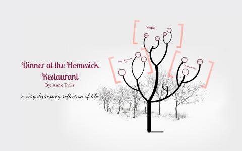dinner at the homesick restaurant review