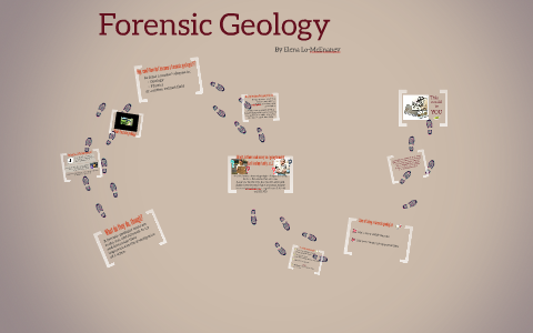 Forensic Geology By Elena L