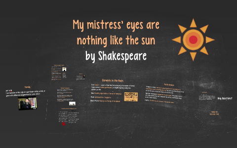 shakespeare beauty is in the eye of the beholder