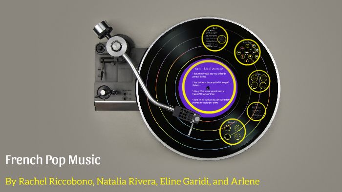 French Pop Music by Rachel Riccobono on Prezi