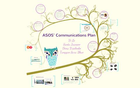 asos management structure