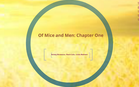 simile of mice and men