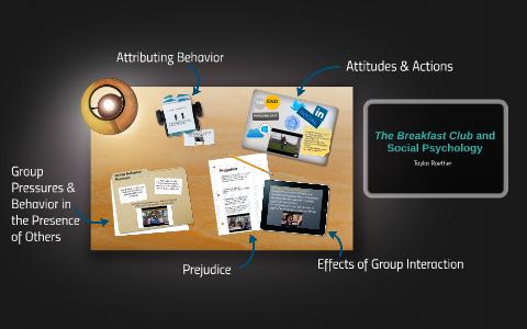 social facilitation in the breakfast club