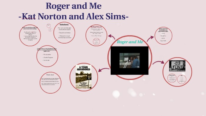 roger and me online