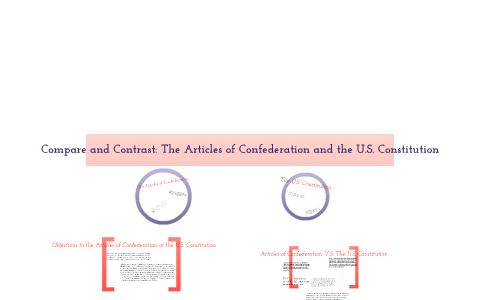 compare contrast articles