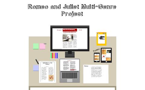 romeo and juliet genre