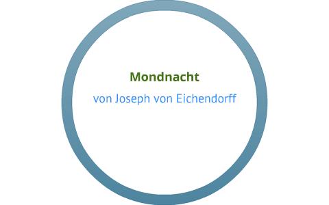 Von mondnacht eichendorff joseph gedicht Mondnacht (Eichendorff)