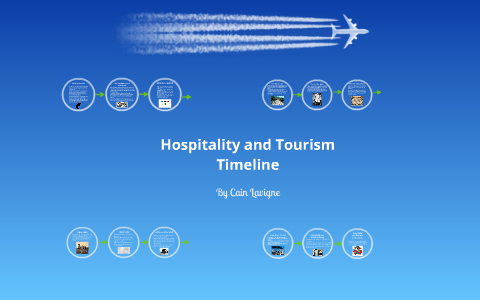 history of hospitality industry in 19th century