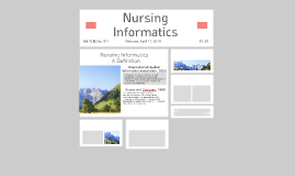 Free Nursing Informatics Powerpoint Templates Prezi