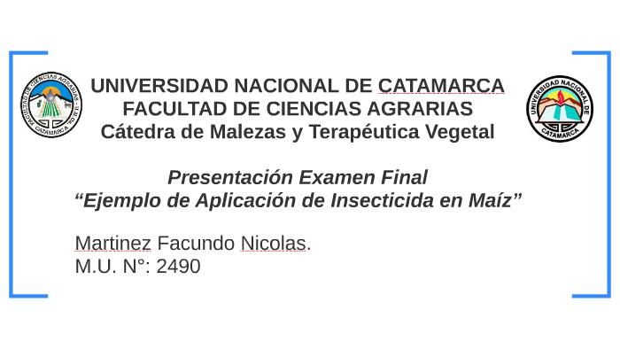 UNIVERSIDAD NACIONAL DE CATAMARCA by Facundo Martinez on Prezi 3d760702002e