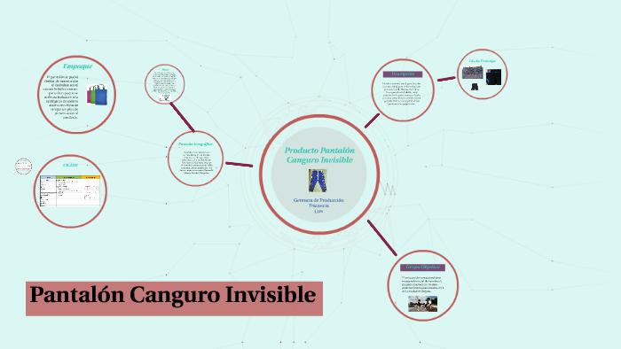On Producto Prezi By Invisible Pantalon Canguro rrw8qIS