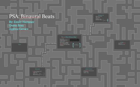 Binaural Beats by Justine G on Prezi