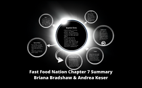 fast food nation chapter 7 summary