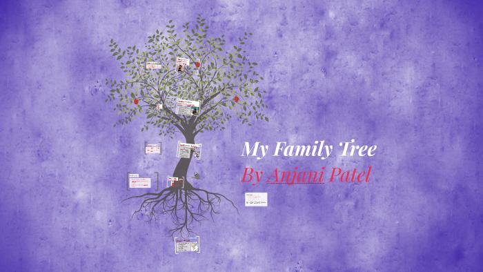 My Family Tree by Anjani Patel on Prezi