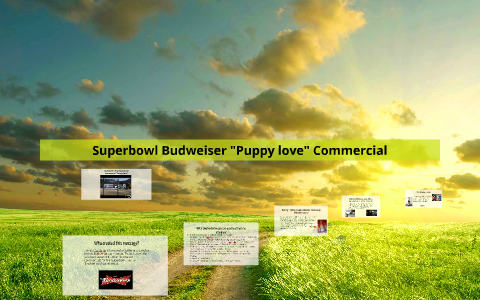 budweiser puppy commercial analysis