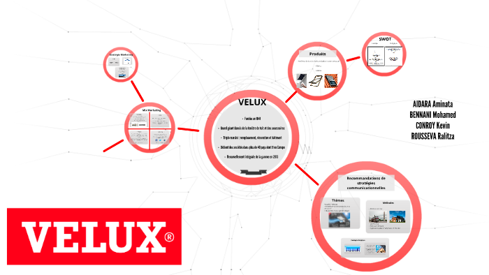 Velux By Ametha Aïdara On Prezi