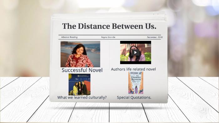 Distance Tm1 By Jesus Ramirez On Prezi Next