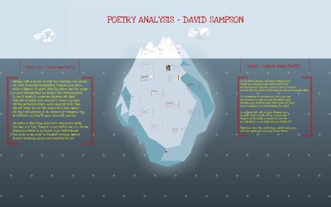 first love poem carol ann duffy
