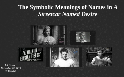blanche dubois name meaning
