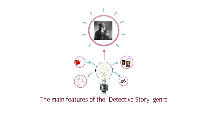 """The main features of the """"Detective Story"""" genre by Emma"""