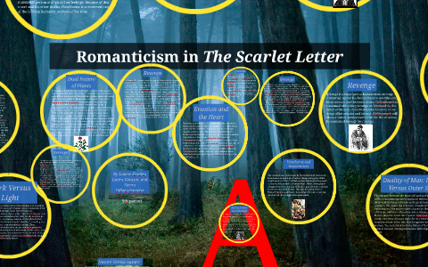 Romanticism In The Scarlet Letter By Laura Kenyon On Prezi