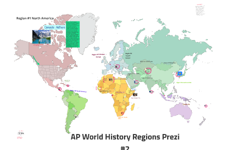 Ap World History Regions Prezi By Albert Wang