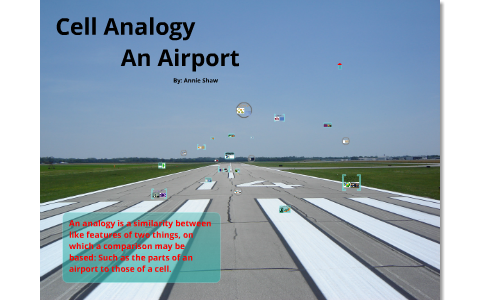 Cell Analogy An Airport By Annie Shaw On Prezi