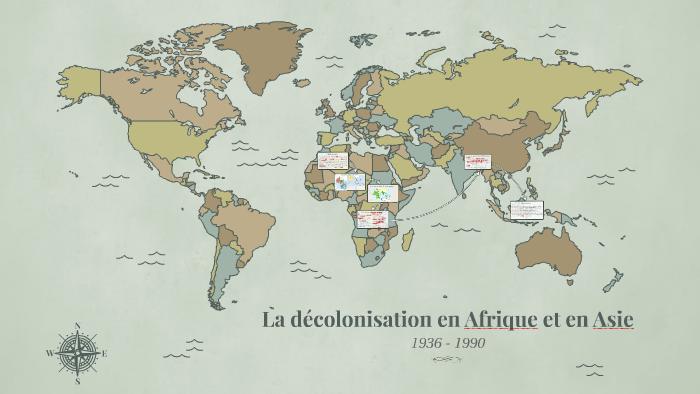 Decolonisation asie dissertation