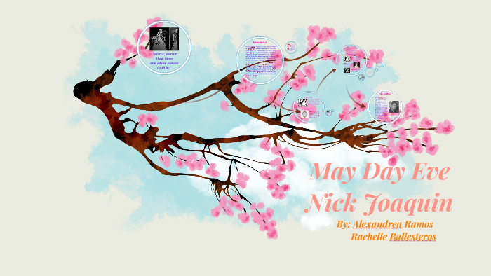 May Day Eve Nick Joaquin Pdf