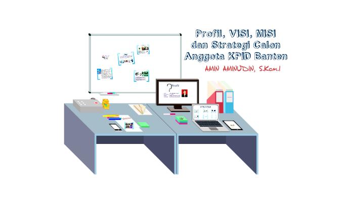 Profil Visi Misi Dan Strategi By Aa Asep