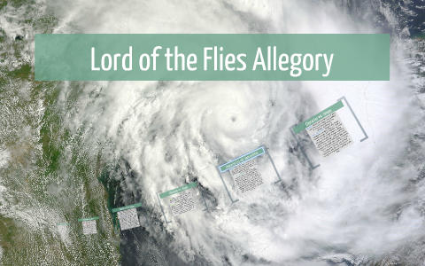 lord of the flies allegory quotes