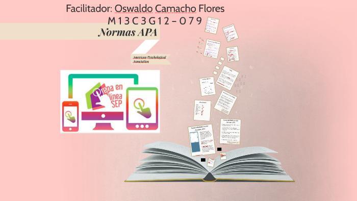 Normas Apa 2018 Oswaldo Camacho Flores By Oswaldo Camacho On