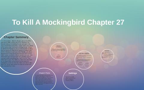 to kill a mockingbird detailed summary