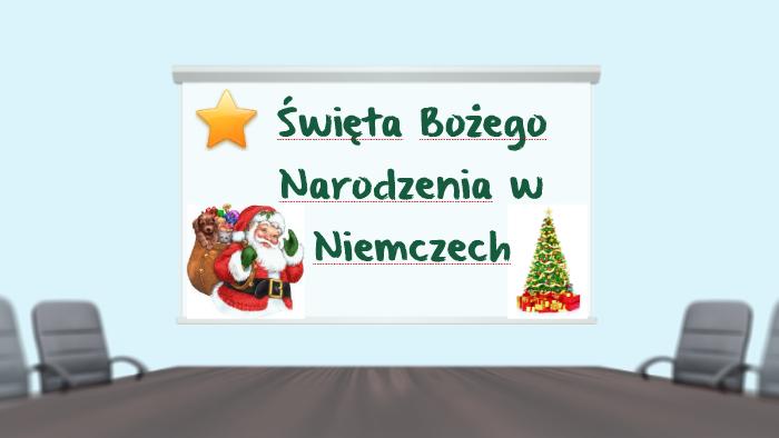 Święta Bożego Narodzenia w Niemczech by Martyna Chowańska on