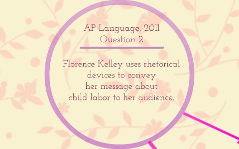 florence kelley speech on child labor