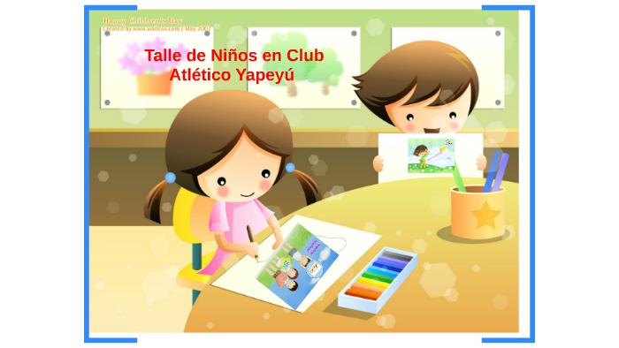 Taller De Ninos En Club Atletico Yapeyu By Gise Segura