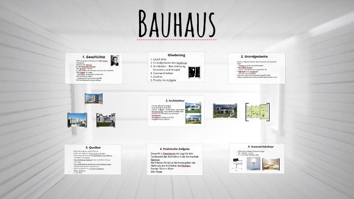 Bauhaus By Maria Jende On Prezi