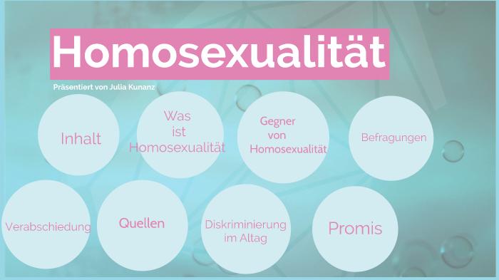 Homsexualität