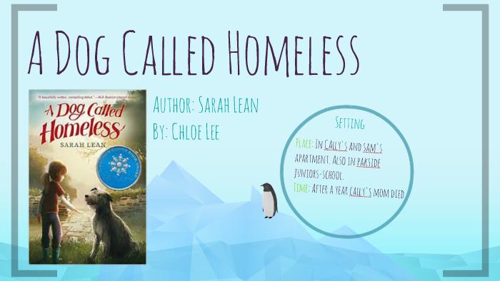 A Dog Called Homeless By Chloe Lee On Prezi