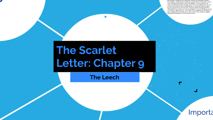 The Scarlet Letter Chapter 9 By Aaron Laughridge On Prezi